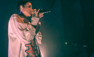 Kehlani comes out on top in our latest AAA live film