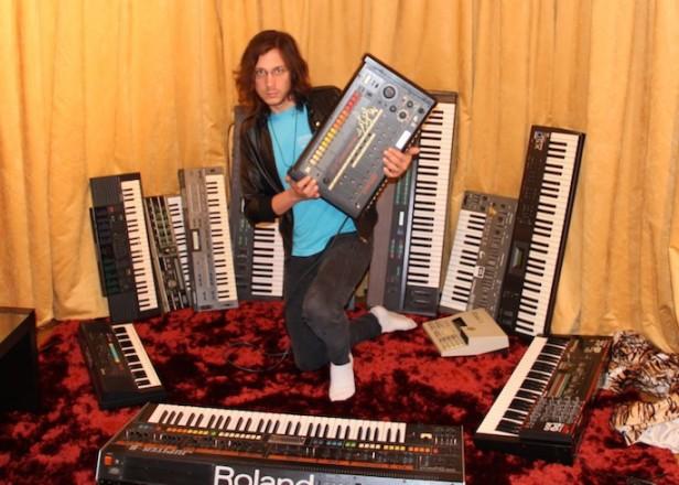 Legowelt revives ambient moniker Smackos on new album Vampire Goes West