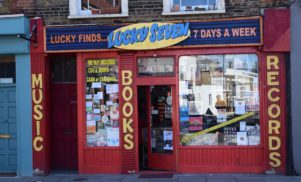 London's much-loved Lucky Seven record shop set to close