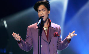 Purple ads for Spotify suggest Prince returning to the streaming platform