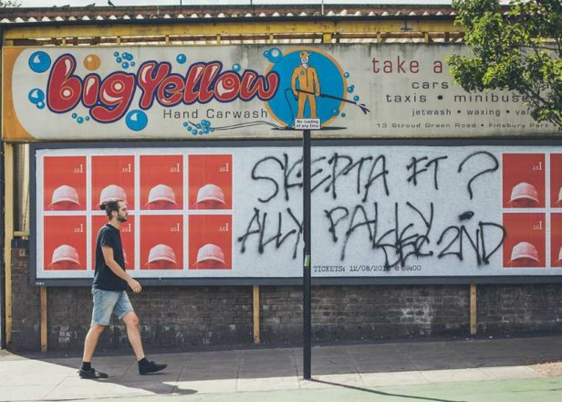 Airbnb wants to show you London's grime hotspots... Yes, really