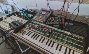 Step inside Nervous Horizon's East London warehouse turned studio