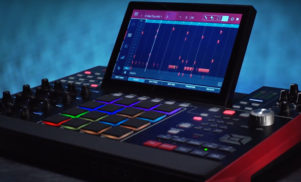 Watch Akai's new standalone MPC hardware in action