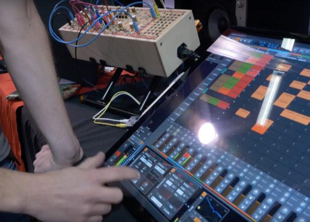 Watch Bitwig Studio 2 controlling Bastl Instruments modular gear at NAMM 2017
