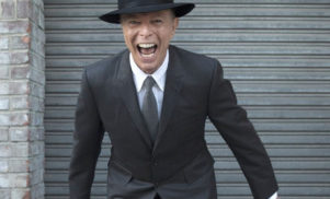 No Plan EP and video released to celebrate David Bowie's 70th birthday
