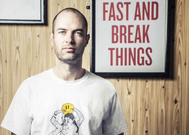 UK techno artist JoeFarr launches User Experience label