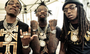 Migos get their first number one single with 'Bad And Boujee'