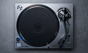 "Technics' new ""standard"" SL-1200GR turntable expected to cost $2,000"
