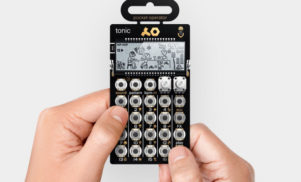 Teenage Engineering adds affordable new drum synth to Pocket Operator range