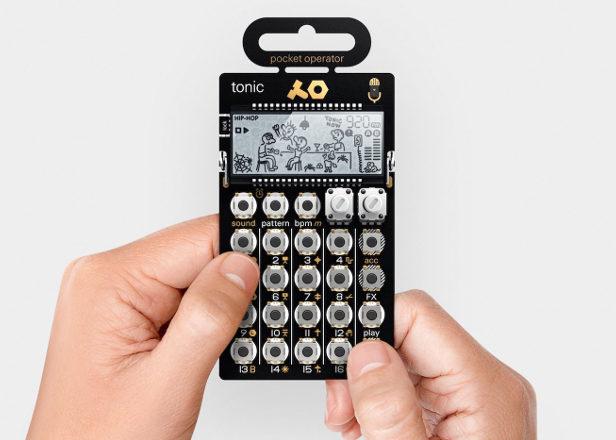 Teenage Engineering reveals new Pocket Operator drum synth, PO-32 Tonic