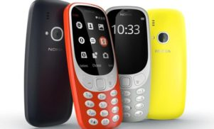 Check out the sleek new Nokia 3310 – and yes, it has Snake