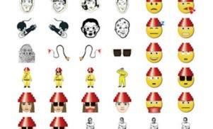 Devo now have their own set of emojis