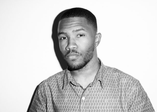Frank Ocean drops his new single