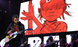 Damon Alban tells fan the new Gorillaz album is done and live rehearsals have started