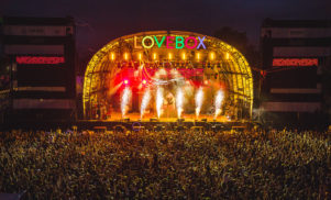 Lovebox lines up Solange, Sampha, Jamie xx, Kaytranada, Chase & Status for 2017