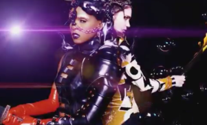 Grimes and Janelle Monáe tease 'Venus Fly' music video