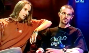 Watch a rare MTV interview with Autechre from 1994