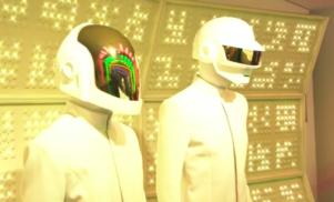 Step inside Daft Punk's spacey LA pop-up shop
