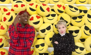 Watch Lil Yachty and Carly Rae Jepsen turn shopping trolleys into dance props for 'It Takes Two' video