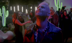 Future invites Maroon 5 to party in their video for 'Cold'