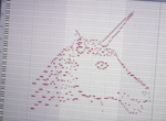 This unicorn made out of MIDI notes will improve your day
