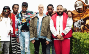 DJ Khaled teases Lil Wayne, Chance The Rapper, Justin Bieber and Migos collaboration
