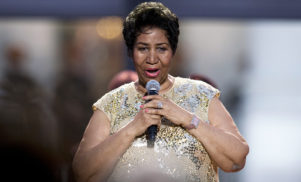 Aretha Franklin announces Stevie Wonder-produced album