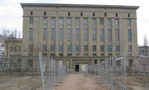 Berghain opens third dancefloor for dark, experimental club music, Säule