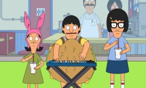 St. Vincent, The National, Cyndi Lauper to appear on 112-track Bob's Burgers album