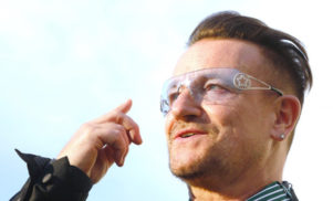 Bono praises Mike Pence for backing AIDS relief efforts