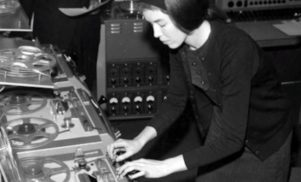 Doctor Who composer Delia Derbyshire's archive to be digitized