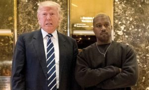 Kanye West is finished with Donald Trump