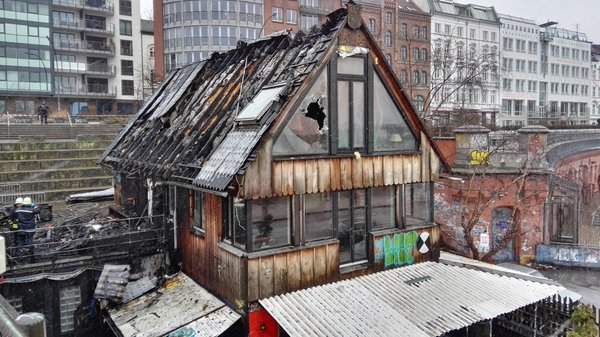 Golden Pudel receives €300k of government funding to aid in fire repairs