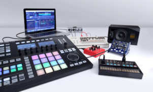 Maschine now lets you use your hardware synths like software plug-ins