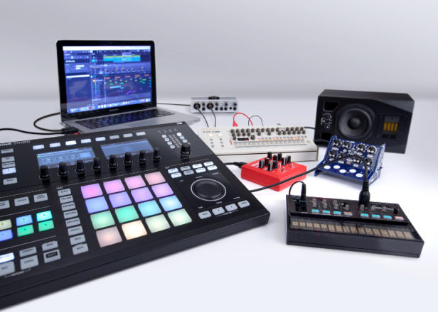 Maschine now lets you use your external gear like a software plug-in
