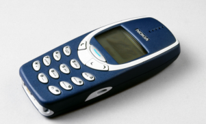 Nokia's beloved 3310 cell phone is being relaunched