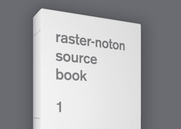 Raster-Noton toast 20 years with book and compilation featuring Alva Noto, Byetone, Emptyset