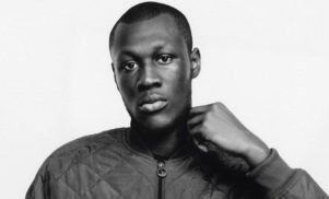 Stormzy claims his front door was kicked in by police this morning