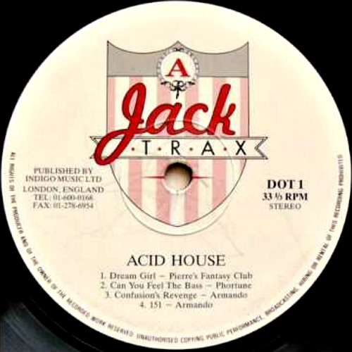 the 20 best acid house records ever made ForAcid House Records