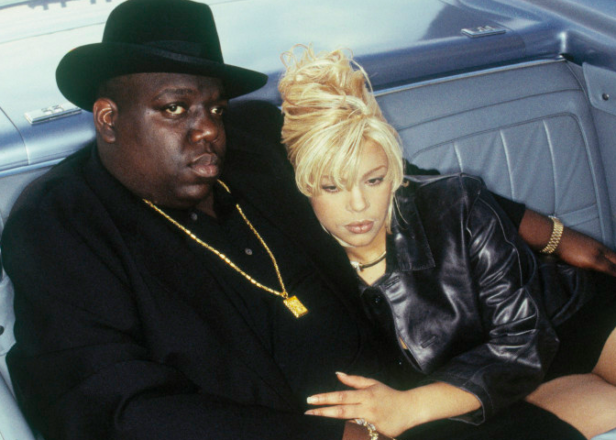 biggie and faith evans interpolate one of the rappers