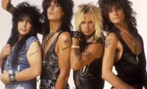 Netflix is making a Mötley Crüe biopic