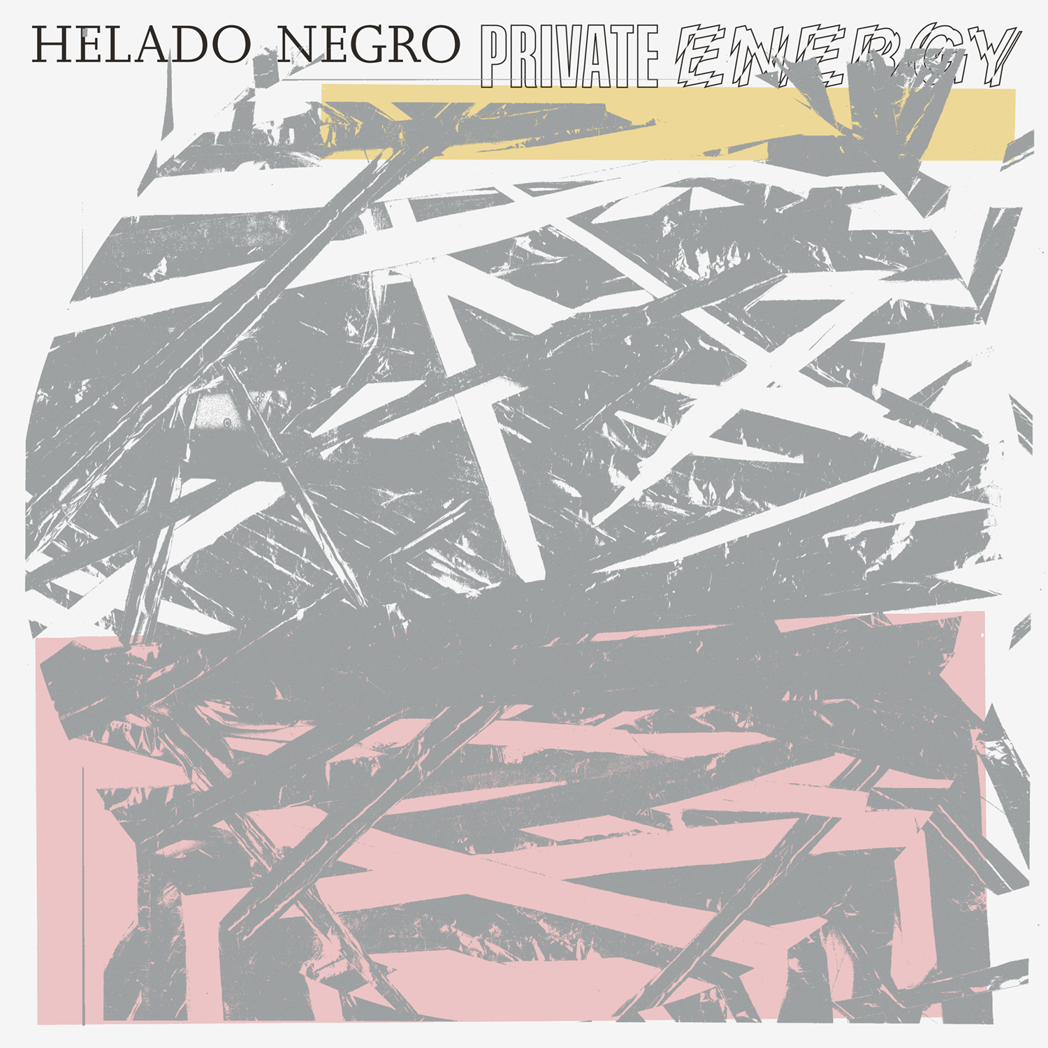 Image result for heraldo negro private energy new vinyl art