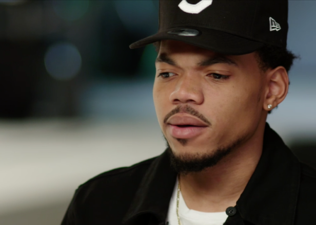 Chance the Rapper Donates $1 Million to CPS During Press Conference