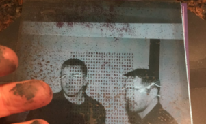 Nine Inch Nails send packages to fans covered in messy black powder