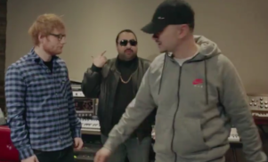 "Watch Kurupt FM ""try to make Ed Sheeran less shit"" in a Comic Relief sketch"