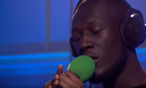 Watch Stormzy cover Frank Ocean on BBC Radio 1Xtra's Live Lounge