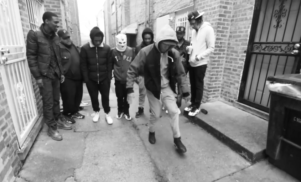 Chicago footwork crew The Era show off incredible dance skills in video for 'In The Wurkz'