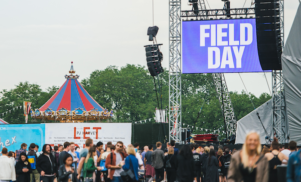 Hannah Diamond, Loyle Carner and more names added to Field Day 2017