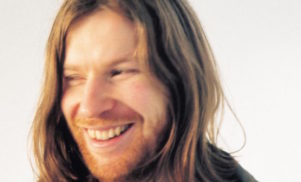 Aphex Twin logo designer Paul Nicholson shares never-before-seen original sketches
