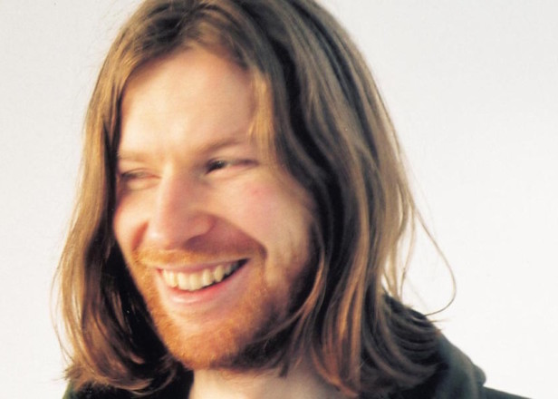 Here are the original sketches for Aphex Twin's iconic logo